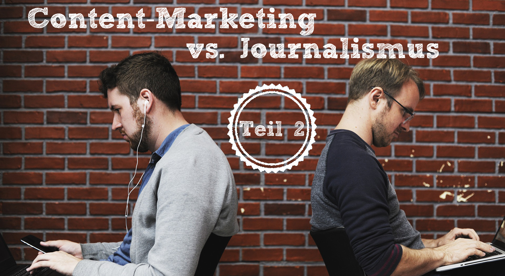 Content Marketing vs. Journalismus