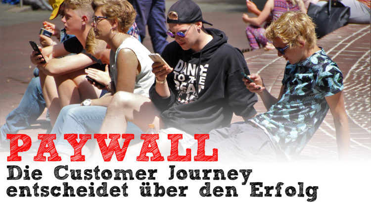 Paywall Customer Journey