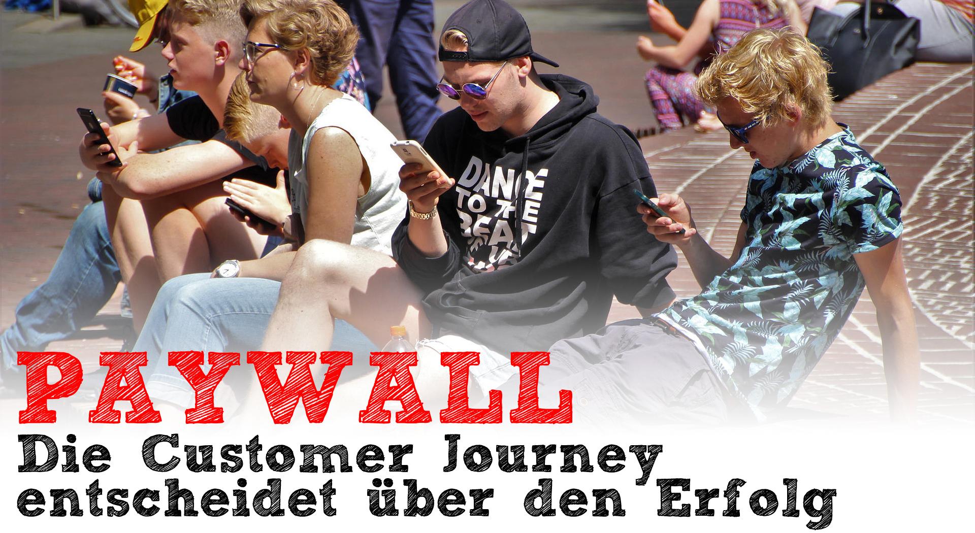 Paywall Customer Journey