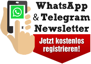 Whatsapp & Telegram Newsletter - 300