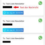 WhatsApp-Newsletter zeitversetzt senden (ohne ROOT) - SKEDit - 11