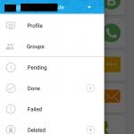 WhatsApp-Newsletter zeitversetzt senden (ohne ROOT) - SKEDit - 10