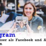Instagram wird größer als Facebook (und vielleicht auch größer als Amazon)