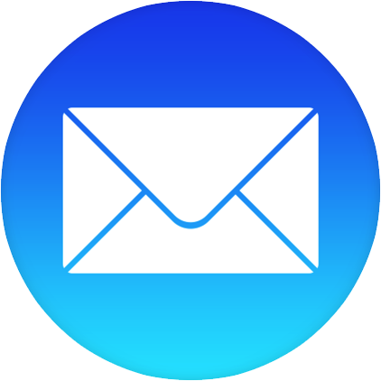 E-Mail Logo - PNG