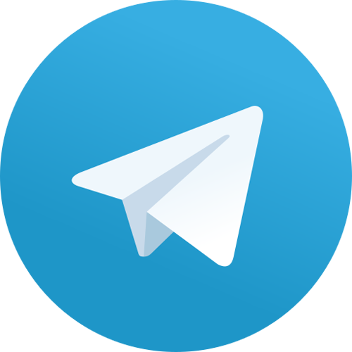 Telegram Logo - PNG