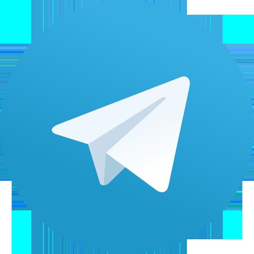 Telegram Logo - PNG