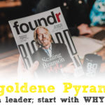 "Die ""goldene Pyramide"" - Become a leader; start with WHY"