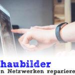 Vorschaubilder in sozialen Netzwerken reparieren